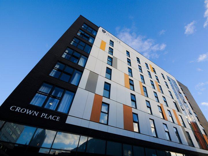 Crown Place | Smart Crosby International
